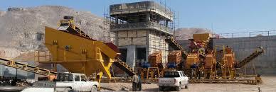 پاورپوینت ماشین آلات راهسازی و ساختمانی - کارخانه سنگ شکن